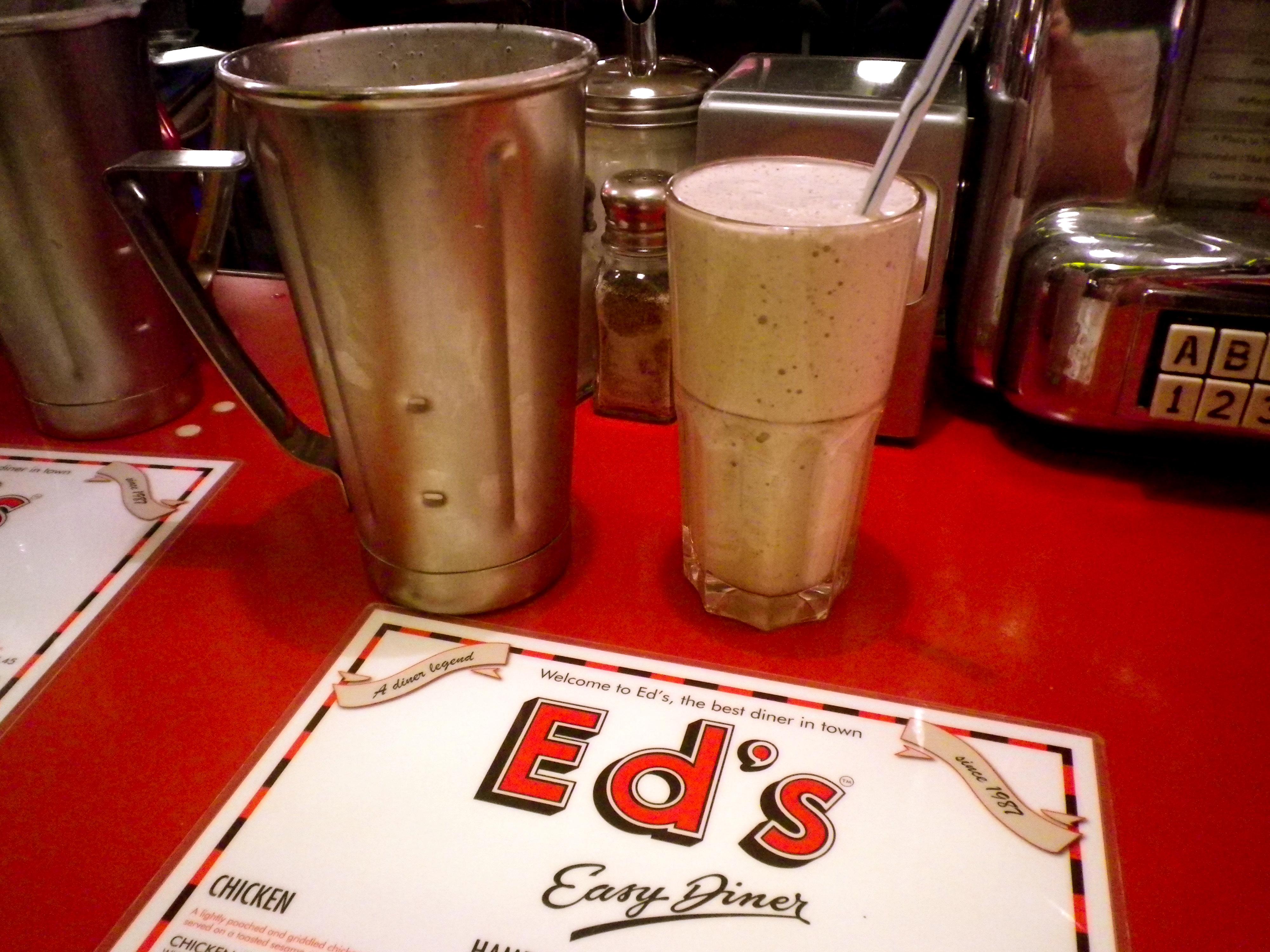 Ed S Diner Soho Thoroughly Modern Milly
