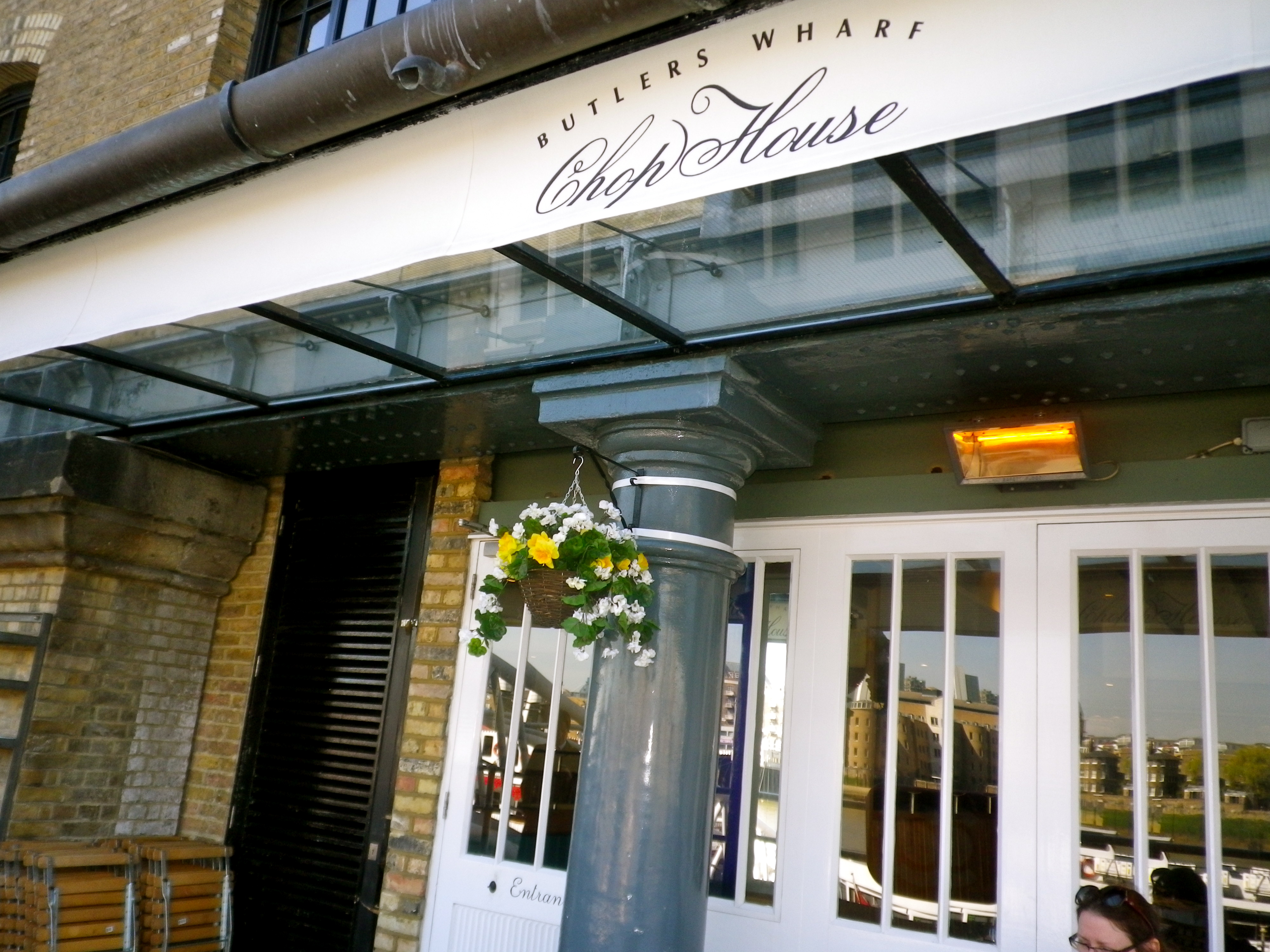 Butlers Wharf Chop House Thoroughly Modern Milly