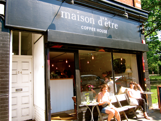Maison d 39 etre islington thoroughly modern milly for Maison etre