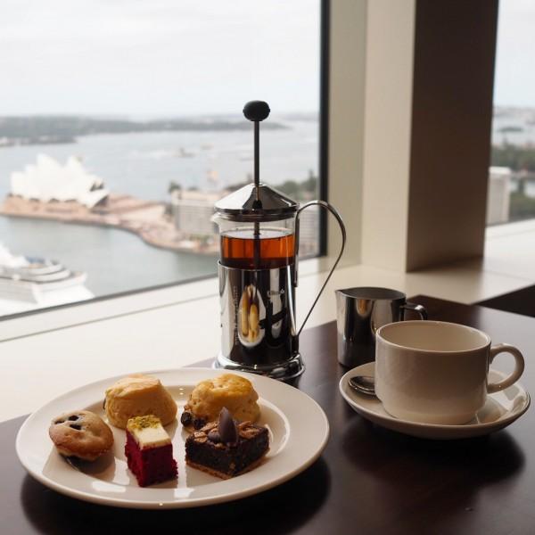afternoon tea sydney