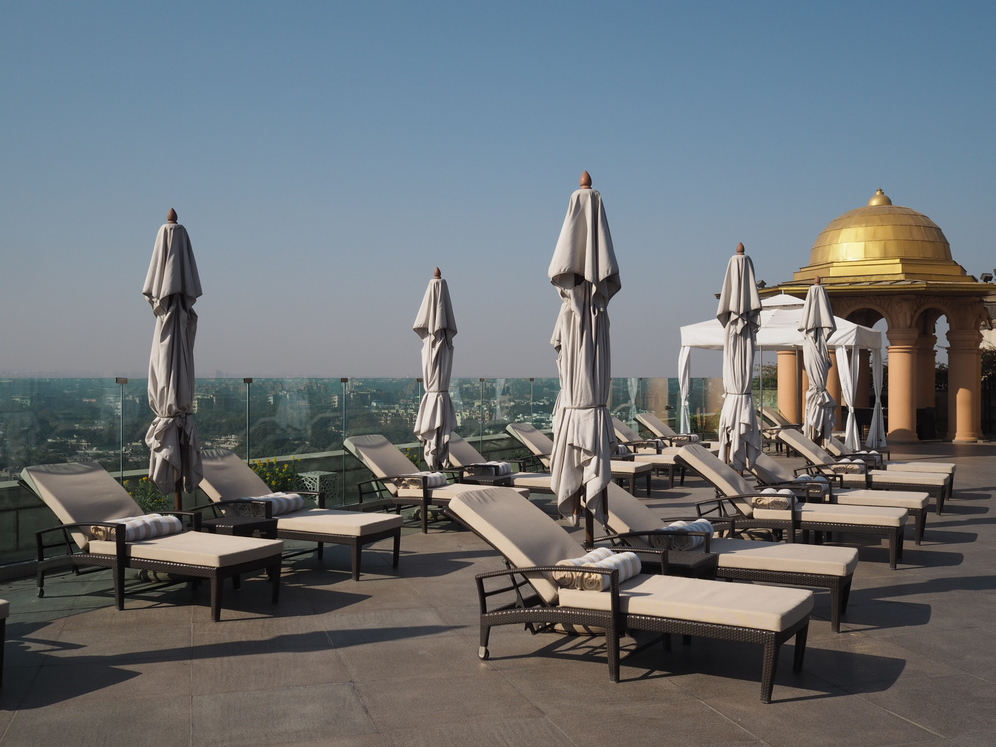 The Leela Palace New Delhi Thoroughly Modern Milly