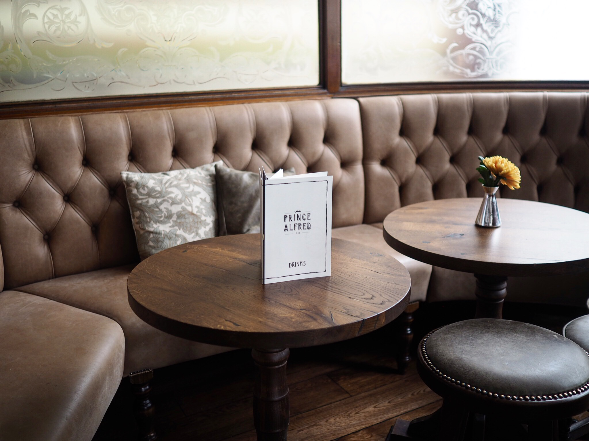 the prince alfred, maida vale - thoroughly modern milly