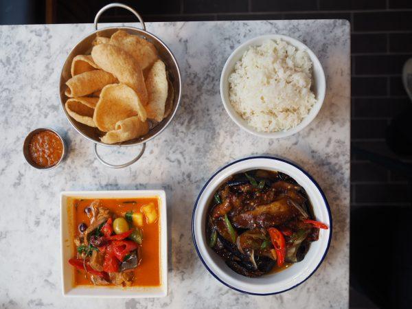 Rosa's Thai, Victoria