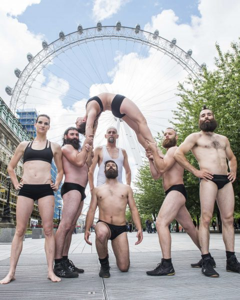 Barbu on Southbank