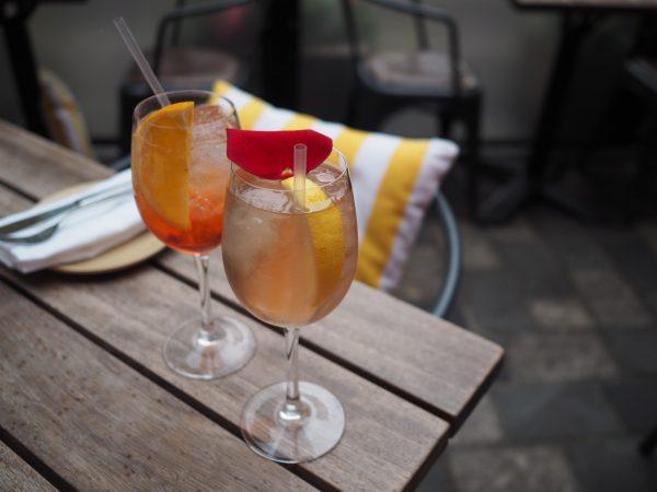 Heddon Street Kitchen cocktails