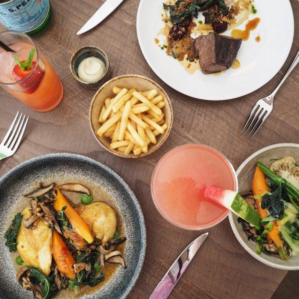 Picture Restaurant, Marylebone