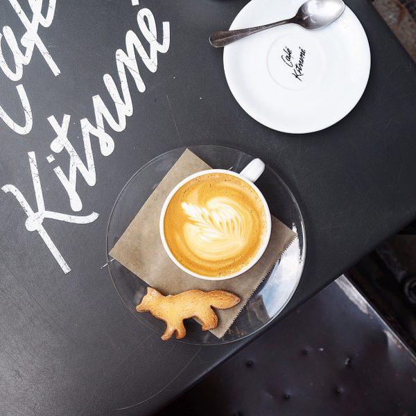 Cafe Kitsume Paris