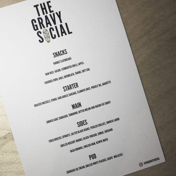 The Gravy Social
