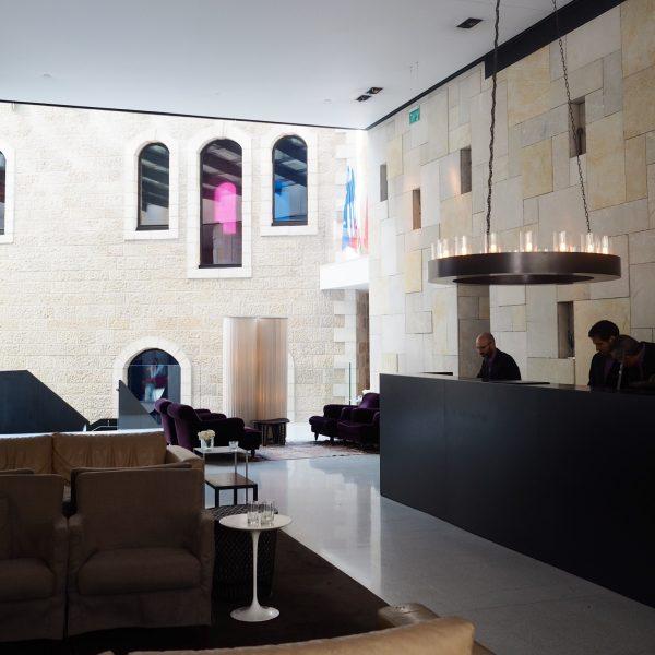 Mamilla Hotel, Jerusalem