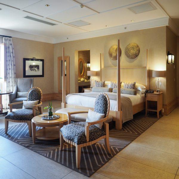 Saxon Hotel And Spa Johannesburg Floor Plans