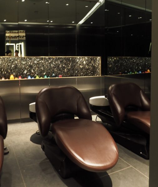 Paul Edmonds salon
